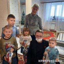 Новогодние ёлки с КПРФ-03