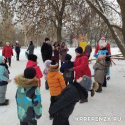Новогодние ёлки с КПРФ-04