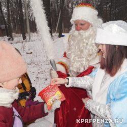 Новогодние ёлки с КПРФ-05