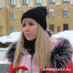 Возложение у памятника В Ленина-007