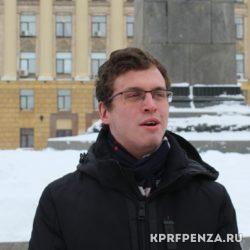 Возложение у памятника В Ленина-010