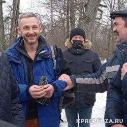 Александр Смирнов – Освобождение – 009