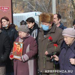 Почтили память – И.В. Сталин-005
