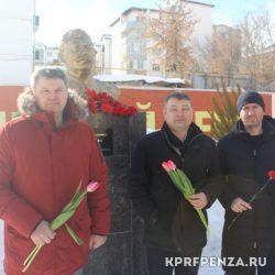 Почтили память – И.В. Сталин-015