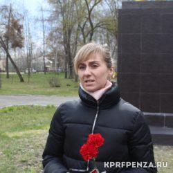22 апреля – День Рождения Ленина – Сквер Дружбы-002