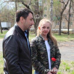 22 апреля – День Рождения Ленина – Сквер Дружбы-009