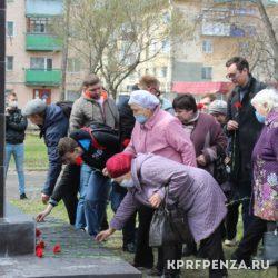 22 апреля – День Рождения Ленина – Сквер Дружбы-010