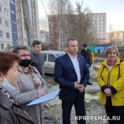 Работа депутата Иванова – Надежда-6 -01