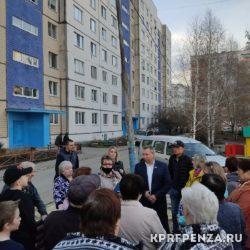 Работа депутата Иванова – Надежда-6 -04
