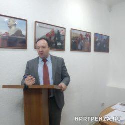 Обсуждение итогов первого этапа партийного съезда-003