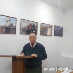 Обсуждение итогов первого этапа партийного съезда-006
