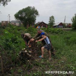 Депутат Иванов – Субботник-002