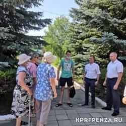 Работа депутата Иванова – Лунино-001