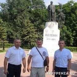 Работа депутата Иванова июль-002