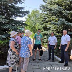 Работа депутата Иванова июль-003